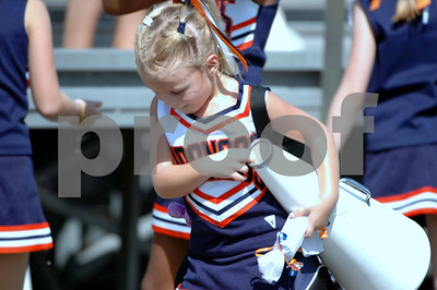 CHEER BRONCOS ETC 2007 2008