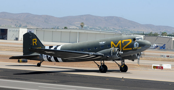 San Diego Airshow (formerly-Wings Over Gillespi) 2014