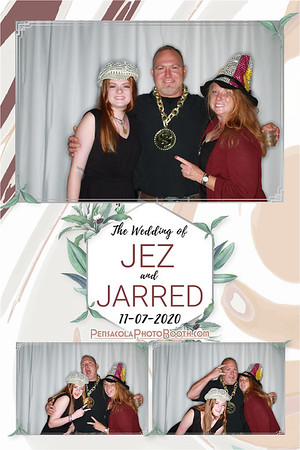 Jez & Jarred Wedding 11-7-202