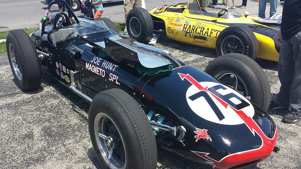 Vintage Cars @ Carb Day - Indianapolis Motor Speedway - 23 May '14