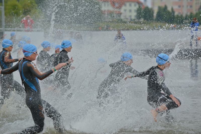 ITU Cross Triathlon World Championships - Women