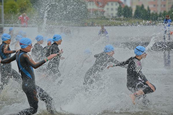 ITU Cross Triathlon World Championships - Women