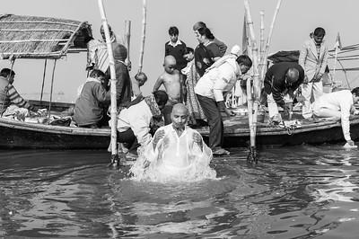 Uttar Pradesh: Makar Sankranti at Allahabad