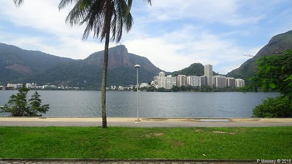 Rodrigo de Freitas Lagoon 9 Dec 2015