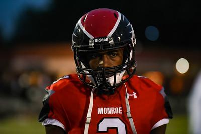 Monroe Redhawks vs. Anson Bearcats - 08/24/19