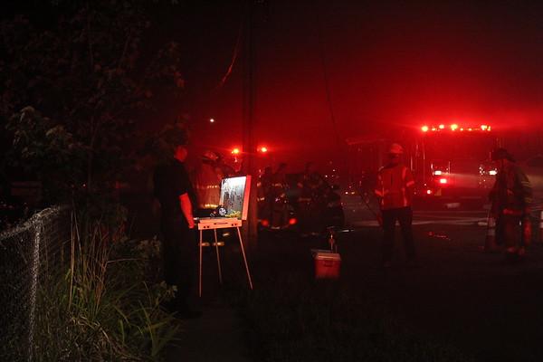 2 Alarm House Fire - 9 Leichtner Dr, East Hartford, CT - 7/15/20