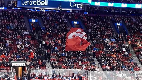 Habs Oilers Jan 9th 2020