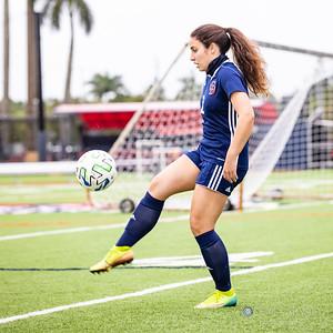2020 Varsity Girls Soccer