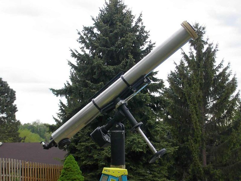 Here's a shot of one of Dans favorite all time instruments!