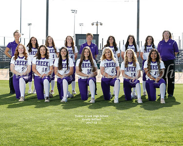 TCHS SB Team and Individuals 17-18