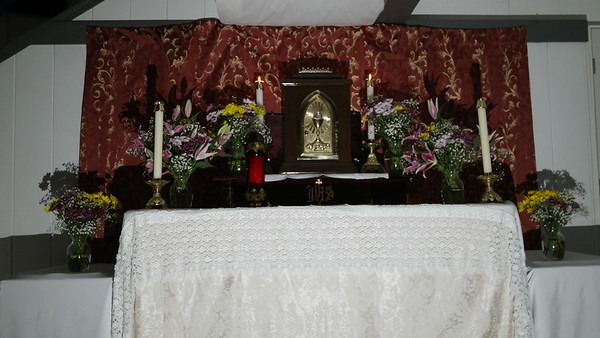 2021 Holy Week - Altar of Repose