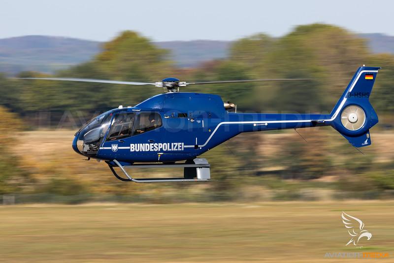 Germany - Bundespolizei | Eurocopter EC 120B Colibri | D-HSHS
