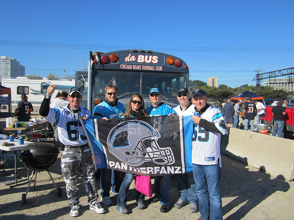 Panthers @ Bears 2 October 2011