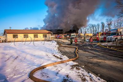 Roosevelt Fire Department, Gleason Fire
