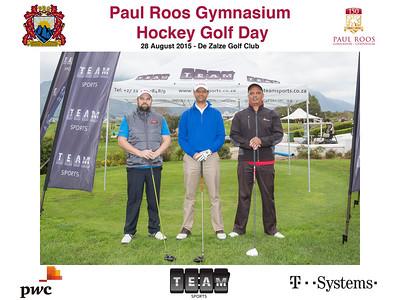 Paul Roos Hockey Golf Day 2015