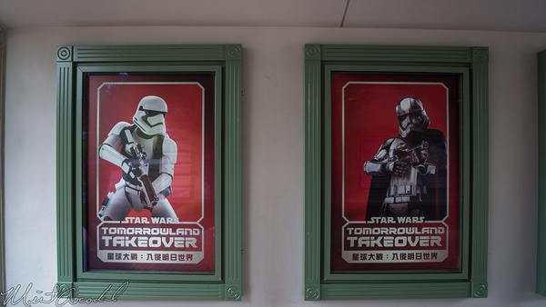 Disneyland Resort, Hong Kong Disneyland, Main Street USA, Star Wars