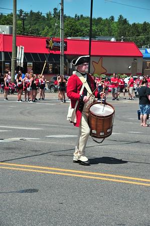 Marquette 4th Parade 2017