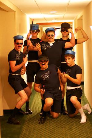 2010 choir tour FREDOM RULES