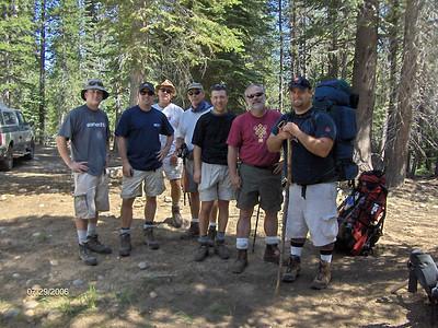 Clark Range / Yosemite 2006