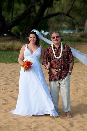 Maui Hawaii Wedding Photography for Tucker 08.08.08