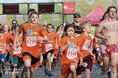 Extra Mile 5K Race 2015