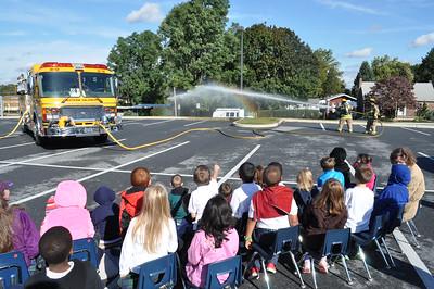 Lehigh Christian ACademy Fire Prevention Week program