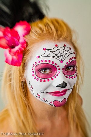 Tracy day of the dead