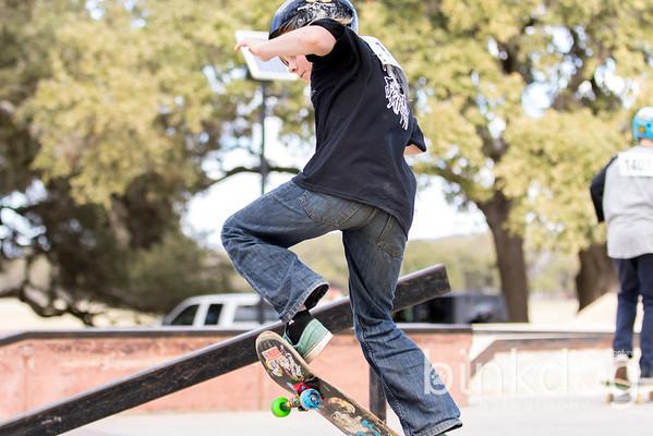 Boerne Skateboard Battle 2015