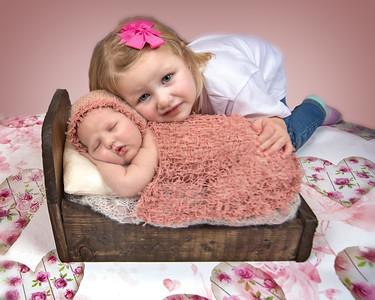 Birklee Jensema - newborn
