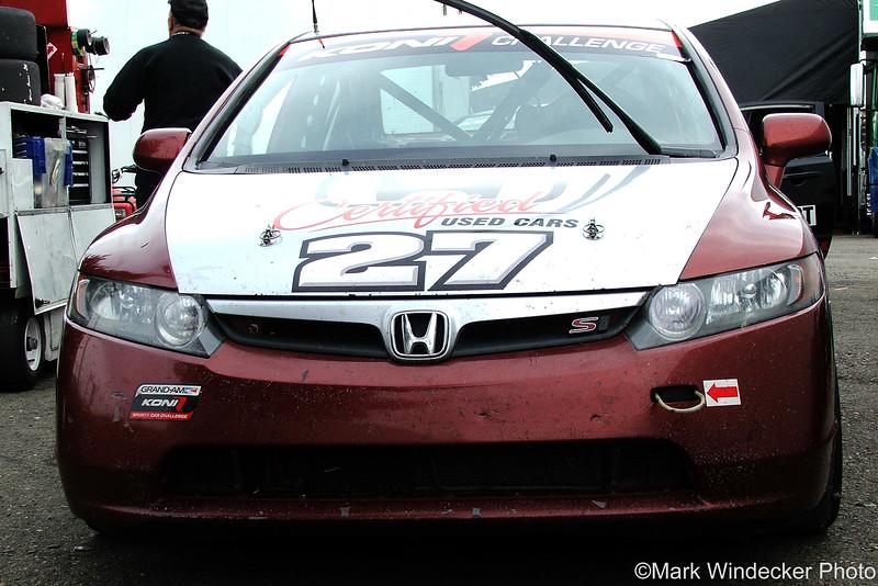 Bill Fenton  Motorsports Honda Civic Si