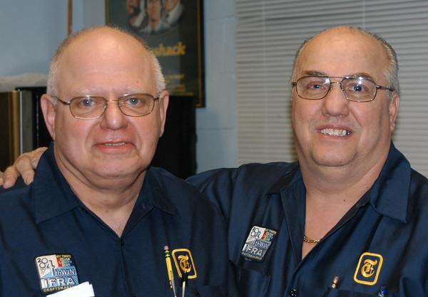 2008-01-25 Frank Vittiello's Retirement