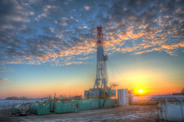 Precision Drilling Rig 120