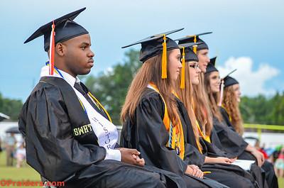 Orange Park High Graduation 2014
