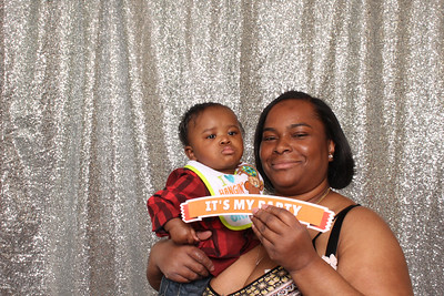 JAYCOB'S 1st BIRTHDAY 7-8-18