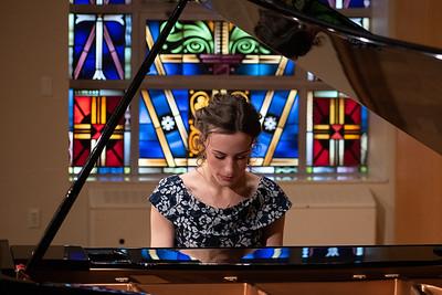 2021 Sarah Ring Minor Piano