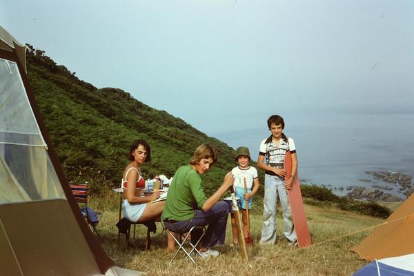 Vacher Family Folders