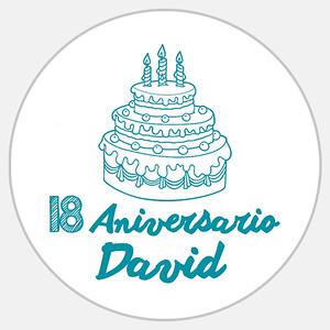 18 Aniversario David