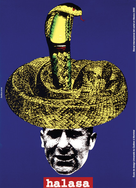 Biennale internationale d'affiches de Mexico, 2002
