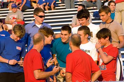 PBS Homecoming 2008 Football & Crowd Shots