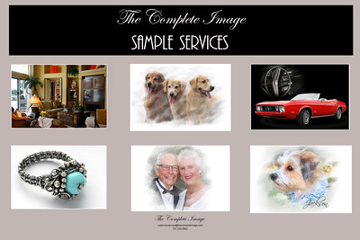 Special Services from The Complete Image