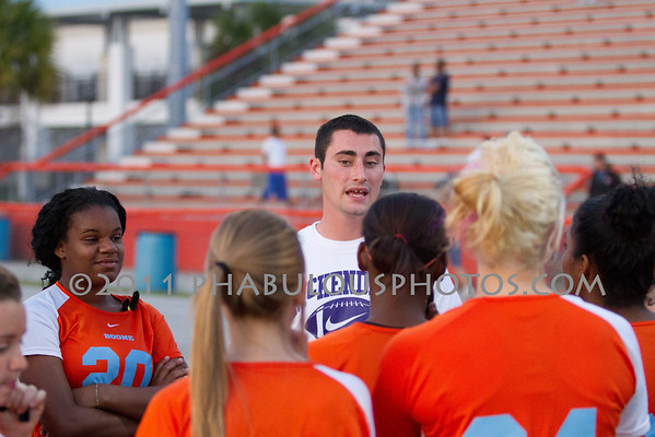 Boone Varsity Flag Football - 2011 #20