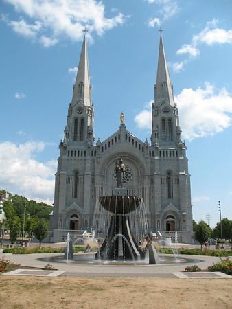 Shrine of St. Anne-de-Beaupre