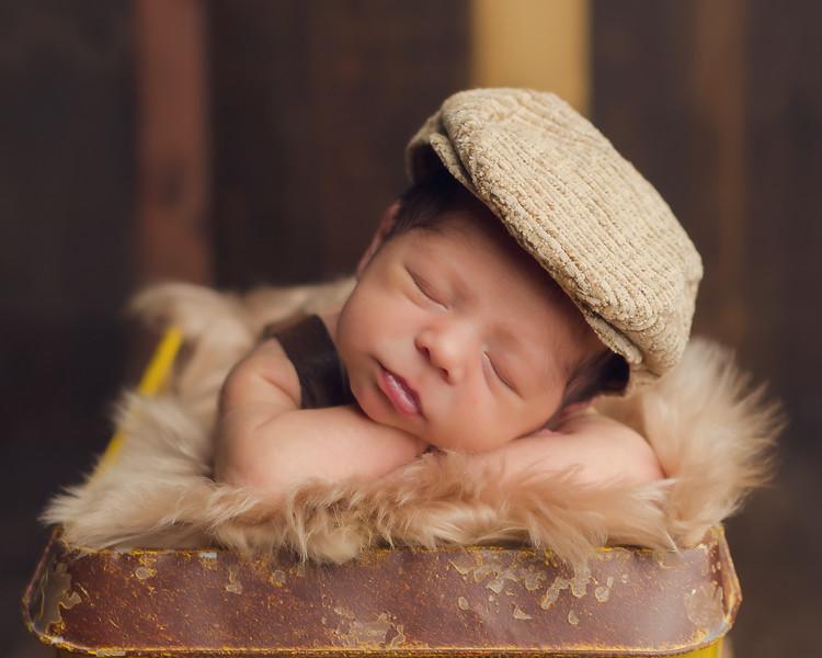 Vensel Guerrero Newborn