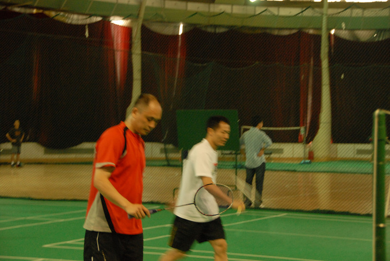 [20100918] Badminton PK with Hou Jiachang (9).JPG