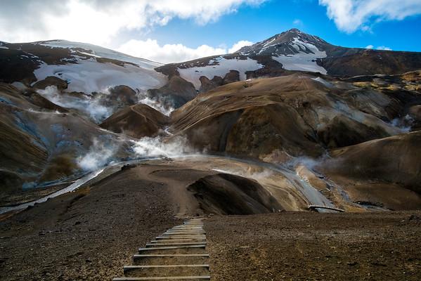 Various Iceland landscape videos