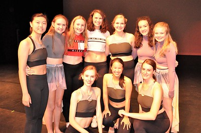 2017 Fall US Student Choreography Showcase
