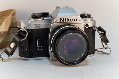 Nikon FG, 1984