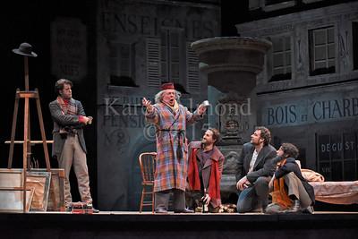 Dallas Opera La Boheme