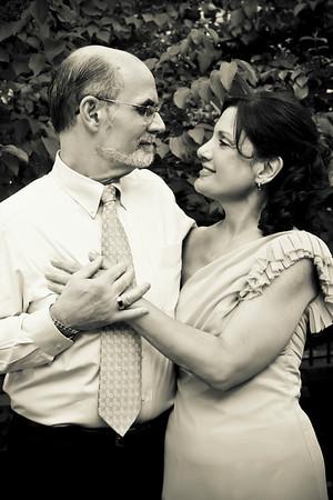 Maryellen and Mike Wedding