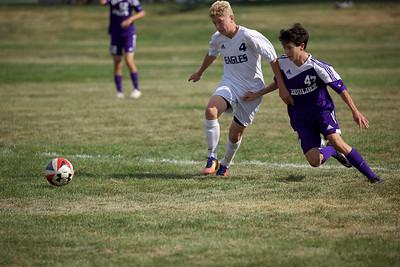 BHS Boys JV Soccer - Fall 2017
